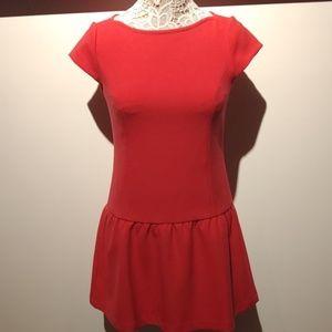 LOFT pink dress 2